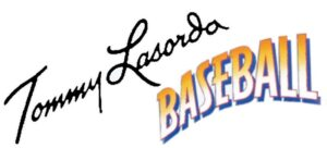 Tommy Lasorda Baseball Logo