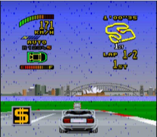 Top Gear 2 - Cash Pickup in the Rain