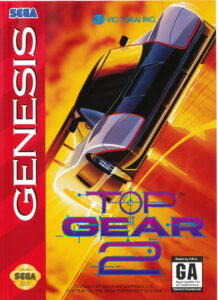 Top Gear 2 Genesis Box