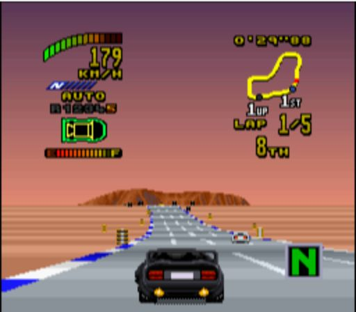 Top Gear 2 - Nitro Pickup