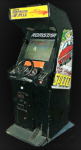 Top Speed Arcade Cabinet
