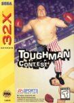 Touchman Contest Sega 32X Box