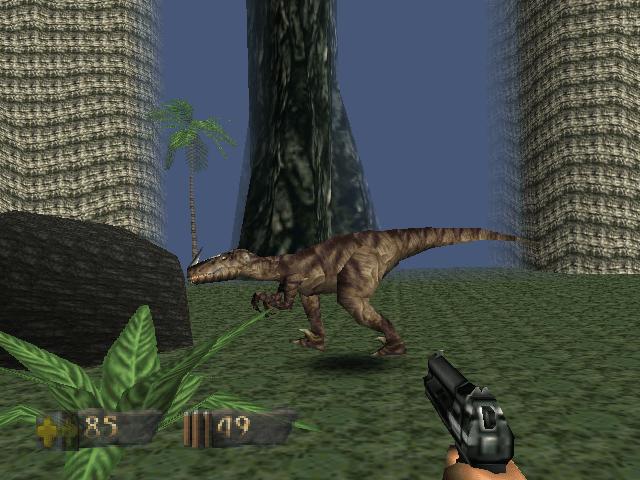 Turok - Dinosaur Hunter - Dinosaur
