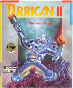 Turrican II - The Final Fight Box