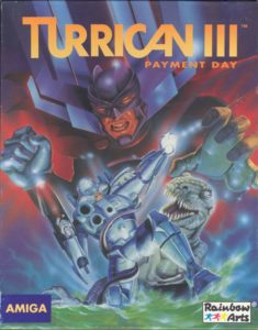 Turrican III - Payment Day Box