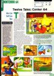 Twelve Tales Conker 64 Magazine Preview