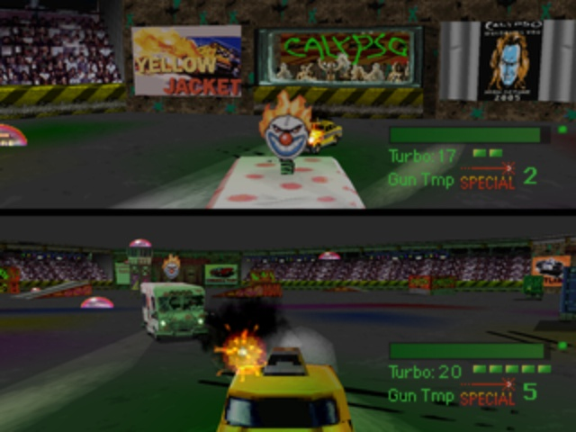 Twisted Metal - Arena