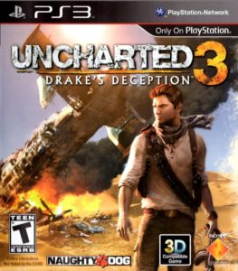 Uncharted 3 Drake's Deception Box