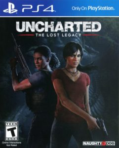 Uncharted The Lost Legacy Box