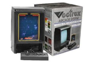 Vectrex Console and Box