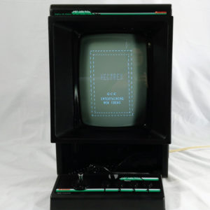 Vectrex Japanese Console