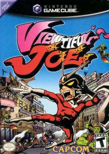 Viewtiful Joe Box
