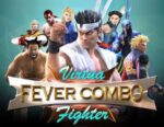 Virtua Fighter - Fever Combo Android Box