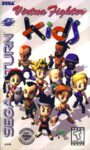 Virtua Fighter Kids Saturn Box