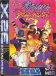Virtua Fighter Mega Drive 32X Box