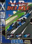 Virtua Racing Deluxe Mega Drive 32X Box