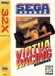 Virtua Racing Deluxe Sega 32X Box