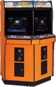 Vs Balloon Fight Arcade Cabinet