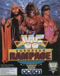 WWF European Rampage Tour DOS Box