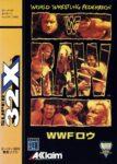 WWF Raw Japanese 32X Box