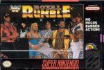 WWF Royal Rumble SNES Box
