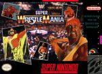 WWF Super WrestleMania SNES Box