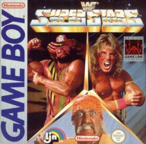 WWF Superstars Box