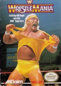 WWF WrestleMania Box