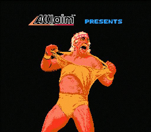WWF WrestleMania - Intro