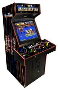 WWF Wrestlefest Arcade Cabinet