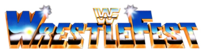 WWF Wrestlefest Logo
