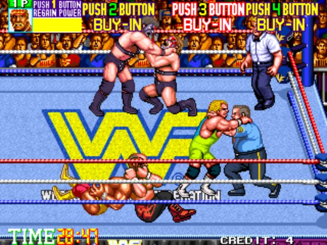 WWF Wrestlefest - Royal Rumble 2