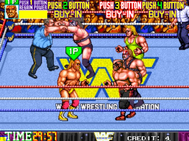 WWF Wrestlefest - Royal Rumble