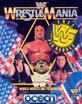 WWF Wrestlemania C64 Box