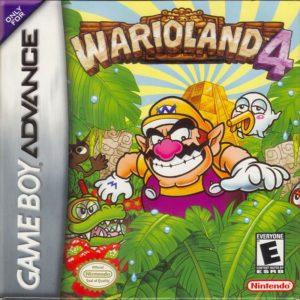 Wario Land 4 Box