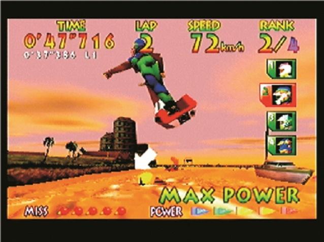 Wave Race 64 - Jump