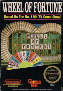 Wheel of Fortune Box