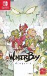 Wonder Boy - The Dragon's Trap Box