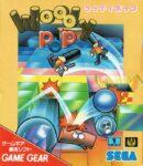 Woody Pop Game Gear Japanese Box