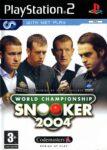 World Championship Snooker 2004 PS2 Box