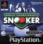 World Championship Snooker PS Box