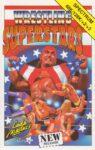 Wrestling Superstar ZX Spectrum Box