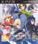 Xblaze Code - Embryo European PS3 Box