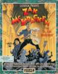 Zak McKracken and the Alien Mindbenders C64 Box