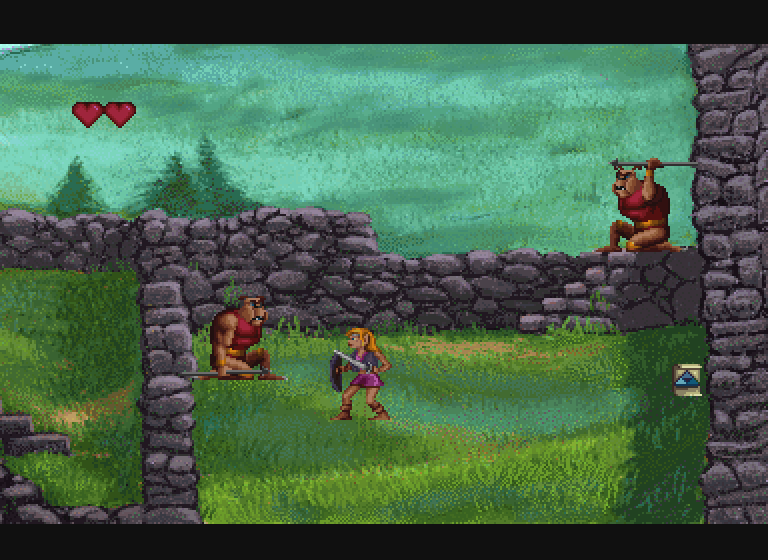 Zelda The Wand of Gamelon Kobitan Level