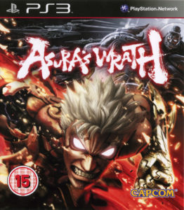 Asura's Wrath Box