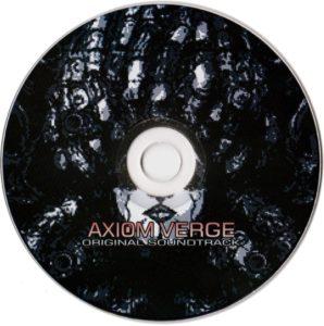 Axiom Verge PC Disc