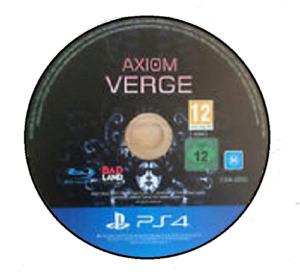 Axiom Verge PS4 Disc