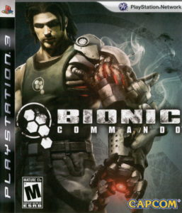 Bionic Commando Box