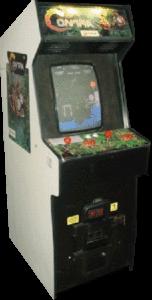 Contra Arcade Cabinet